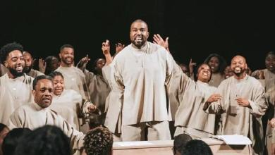 """Kanye West Releases New Religious Record """"To Celebrate the Birth of Jesus"""""""