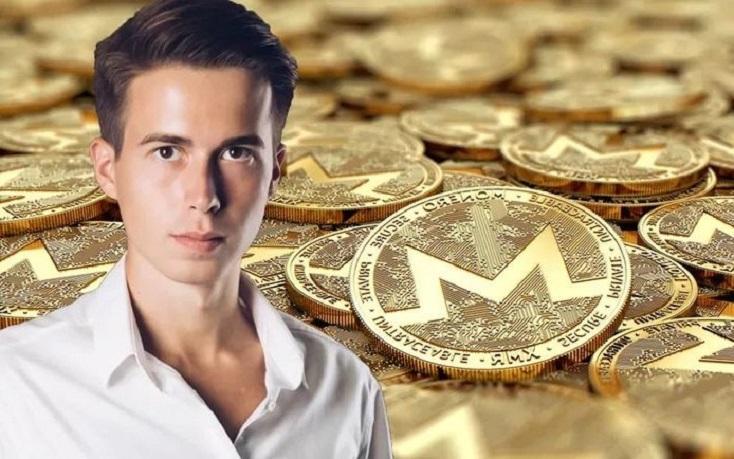 Politician (19) own crypto coins amount 22 million dollars