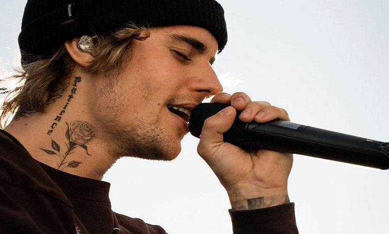 Oops: Justin Bieber has lost lyrics during the first concert in years