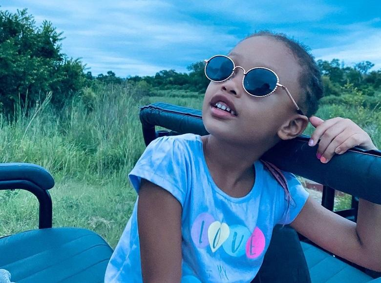 At 5, Kairo Forbes becomes a beauty expert