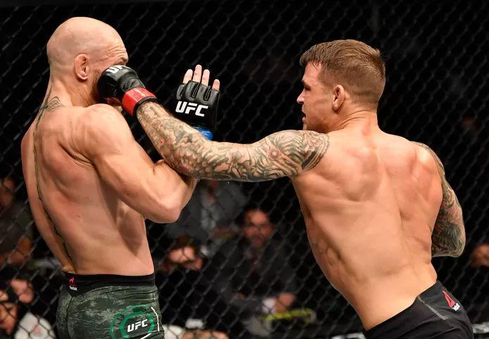 Unsuccessful comeback: McGregor (technically) knocked out by Poirier