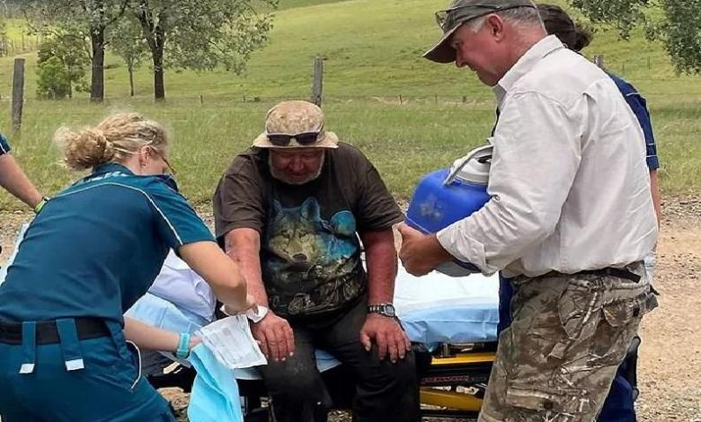 Man survives 18 days in wilderness by eating only mushroom