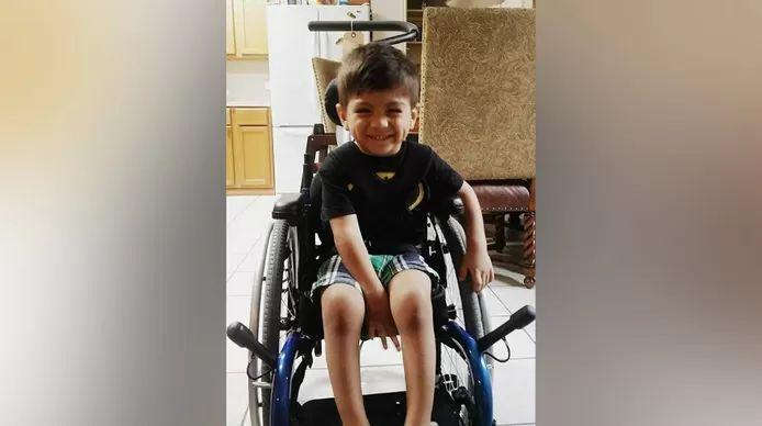 Boy (7) with cerebral palsy saves family from CO poisoning