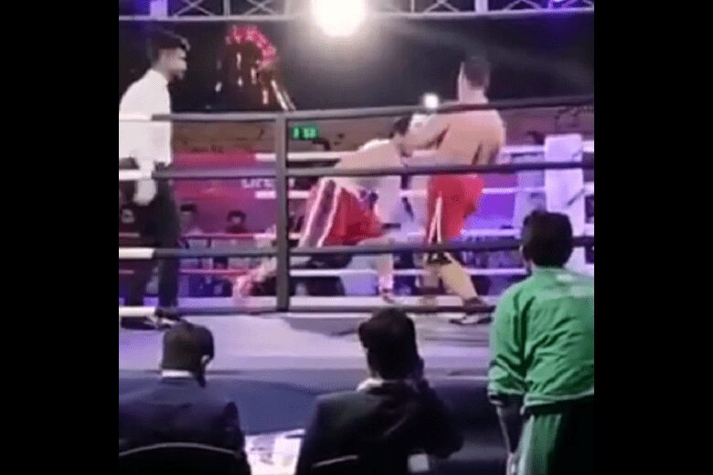 Boxer Muhammad Aslam Khan died after being knocked out