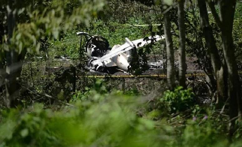 Six killed in army plane crash in Mexico