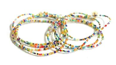 African traditional Waist beads: Why every lady needs it