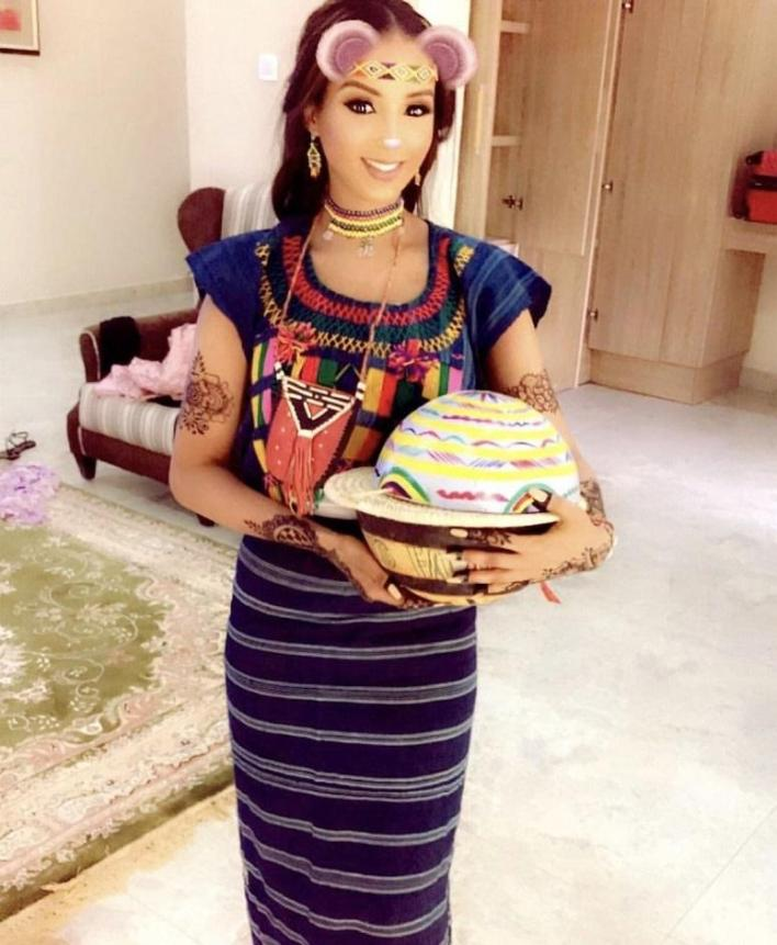 The popular Hausa mode of dressing styles