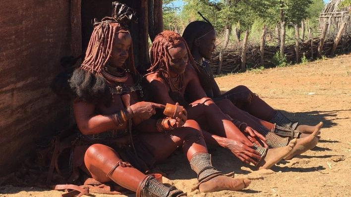 The Himba of Namibia