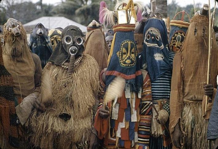 The Igbo tribe of Nigeria, culture and their festivals