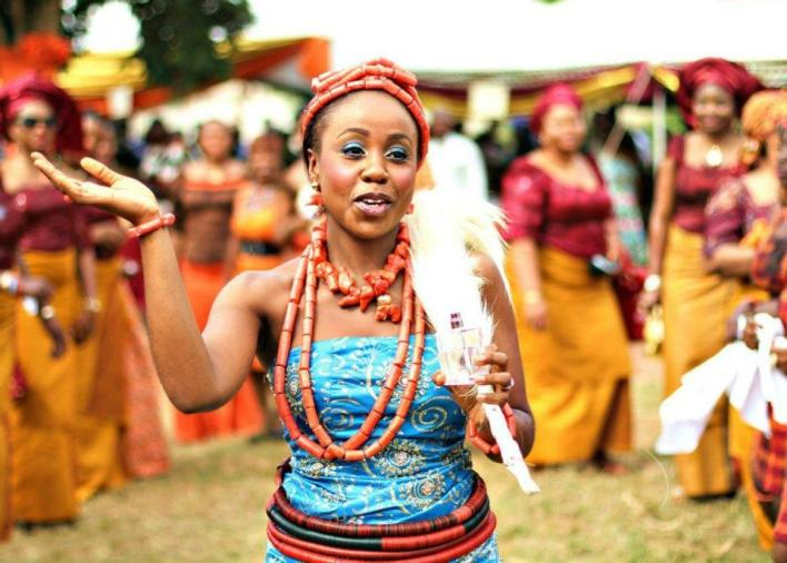 The Nigerian tribes and mode of their dressing