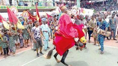 Yoruba famous traditional festivals