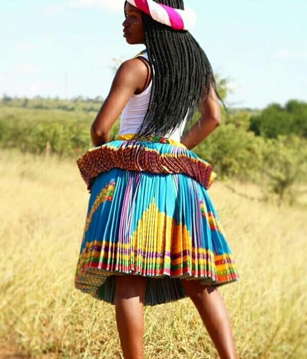Tsonga attire
