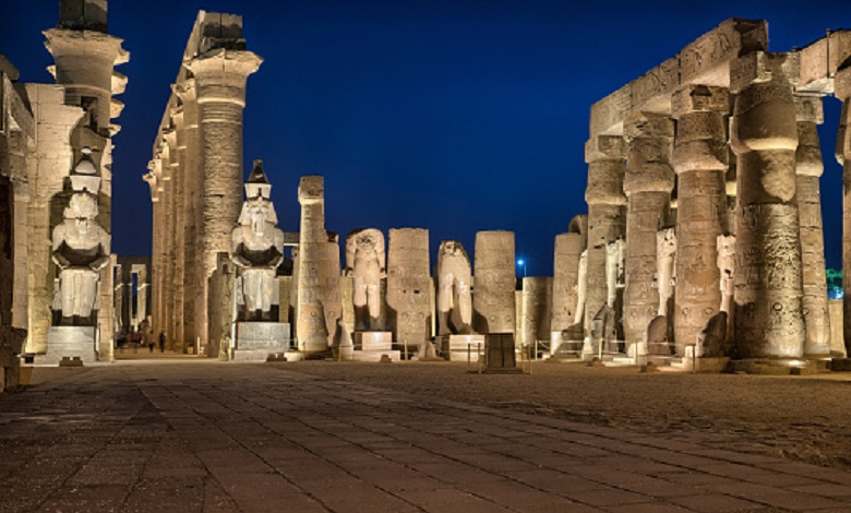 Famous monuments in Africa