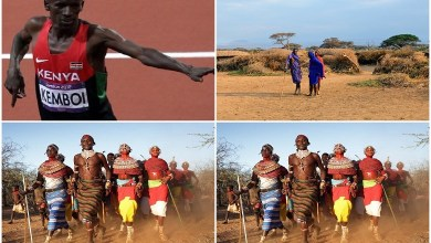 The sporting glory of Kenya: the Kalenjin people