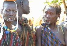Exotic tribes to visit