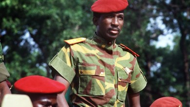 Thomas Sankara, African poorest president with only four bicycles