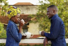 In African way: 10 romantic phrases to express your African love