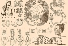 Ancient tattoos: How was it done, and where does it start?