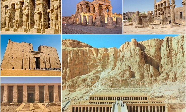 Ten most mysterious temples of ancient Egypt