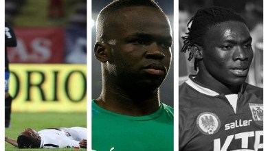 These African footballers collapsed on the pitch and died