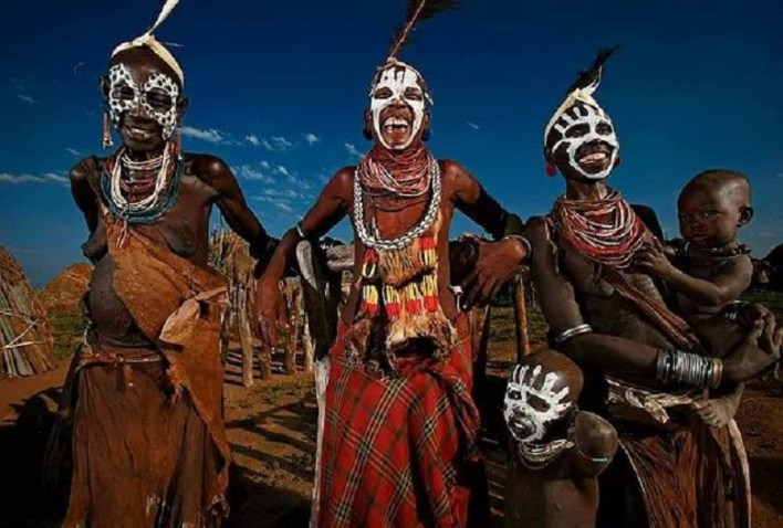 Not only Hamer or Mursi, these Ethiopian tribes you never know