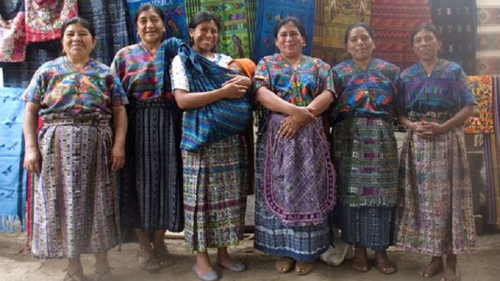 Maya women