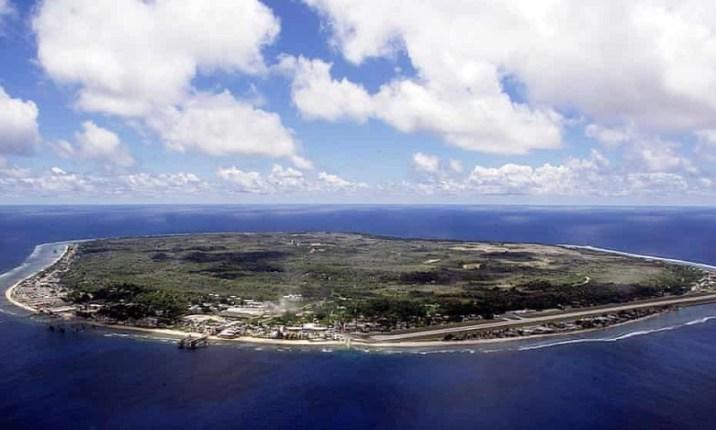 Splendors and miseries of the island of Nauru