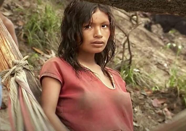 Piraha woman