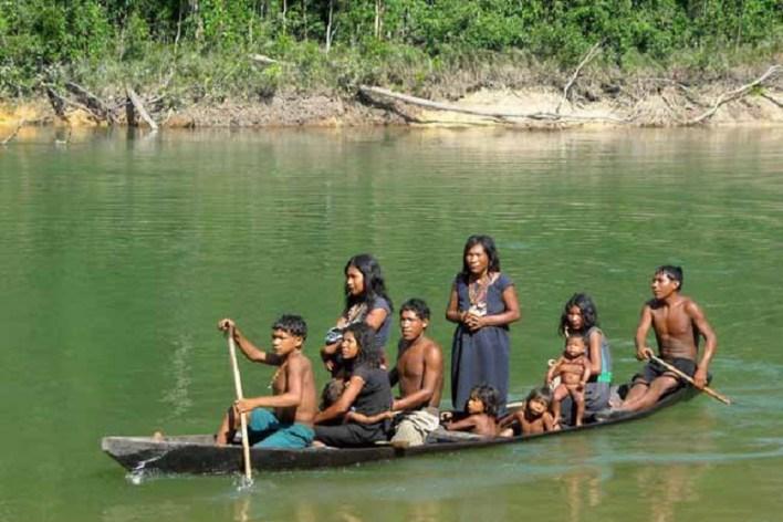Piraha people