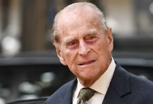 British Prince Philip (99) died