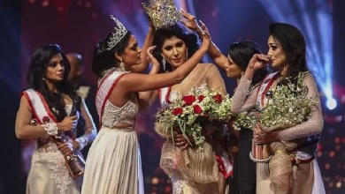 Quarrel in Sri Lanka beauty pageant escalates
