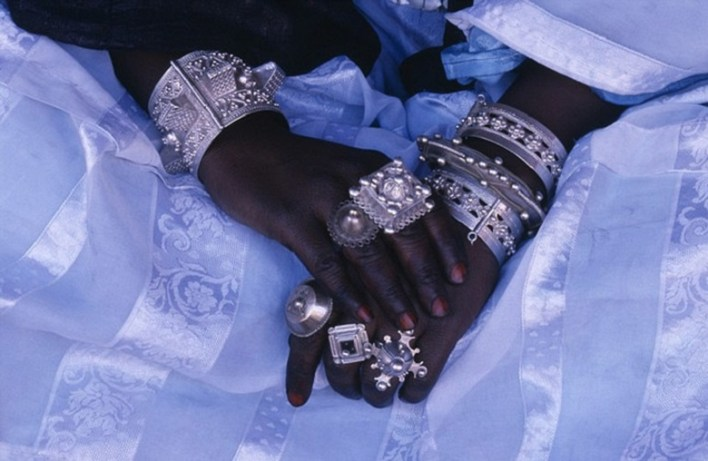Tuareg amulets