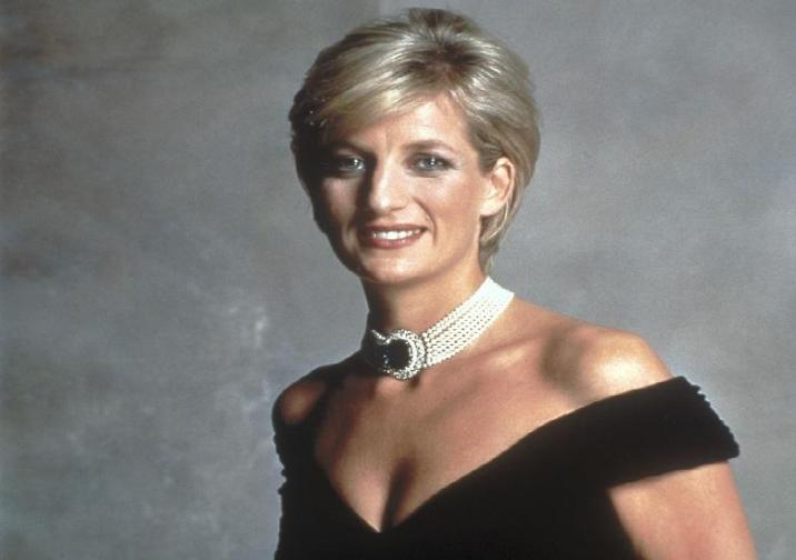 Diana, Princess of Wales, (queen of hearts)