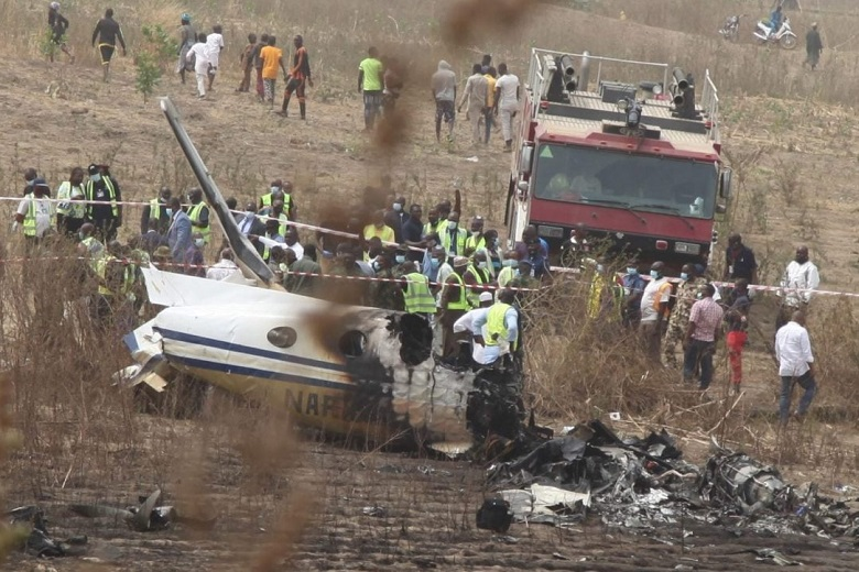 Plane crash in Nigeria: what we know about the military plane
