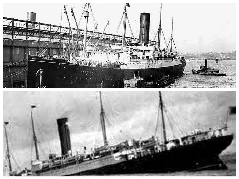 """""""Carpathia"""": 5 curious little-known facts about the ship that saved Titanic passengers"""
