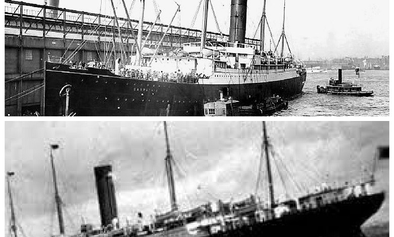 """Carpathia"": 5 curious little-known facts about the ship that saved Titanic passengers"