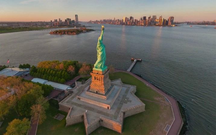 Statue of Liberty ,New York