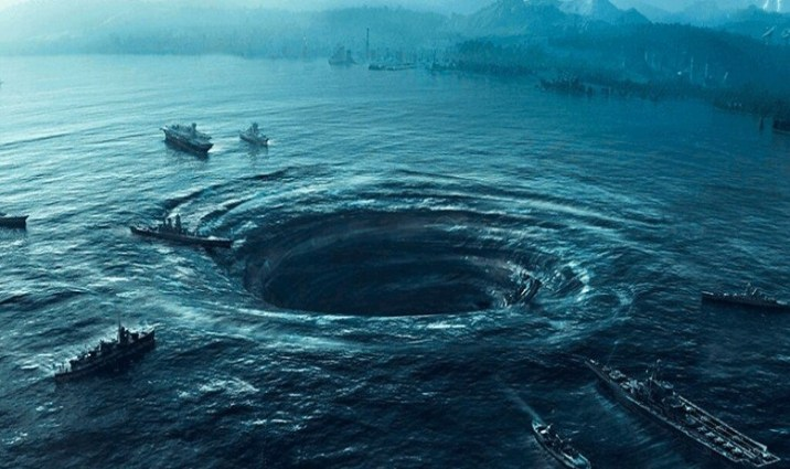 The mystery about the Bermuda Triangle