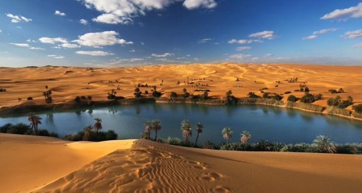 Faiyum oasis