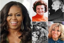 Top five most influential first ladies in history