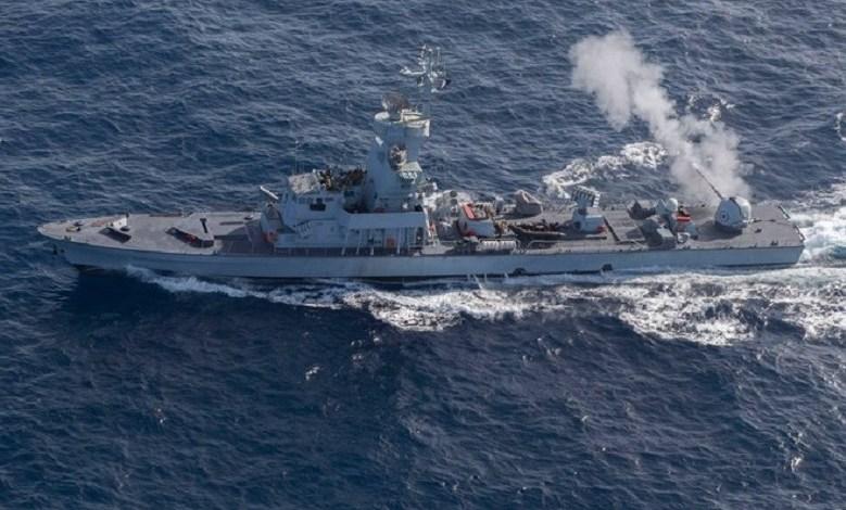 Israel destroys Hamas submarine in Gaza Strip