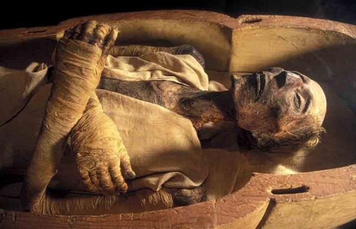 Mystery of the Cocaine Mummies