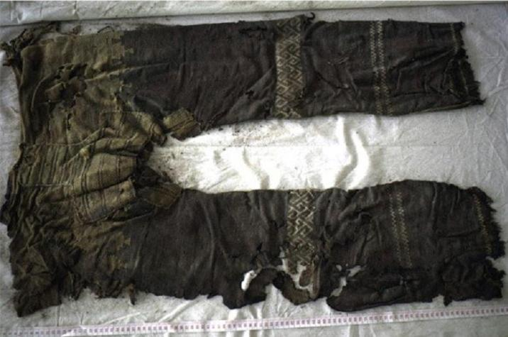 what our ancestors wore 1000 yrs ago: oldest fashionable clothes discovered