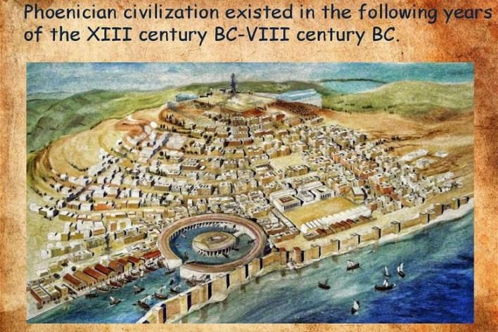 Phoenician civilization