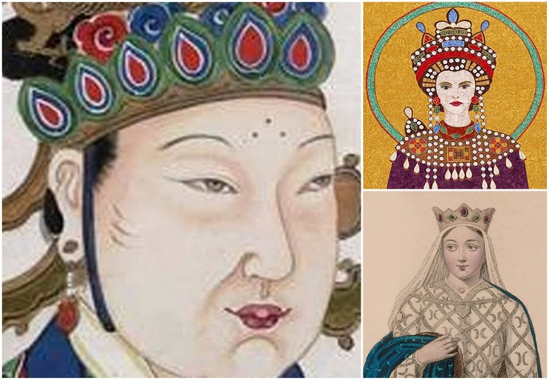 7 outstanding women rulers who conquered the kingdom