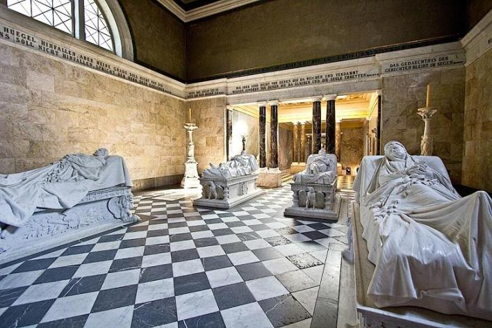 Queen Louise's mausoleum