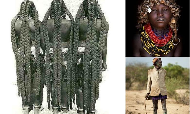 Strange and unpopular photos of African fashion styles