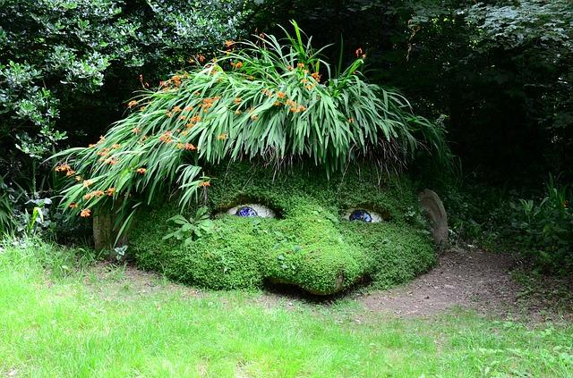 Lost Gardens of Heligan – place where the history of ancient England come to life