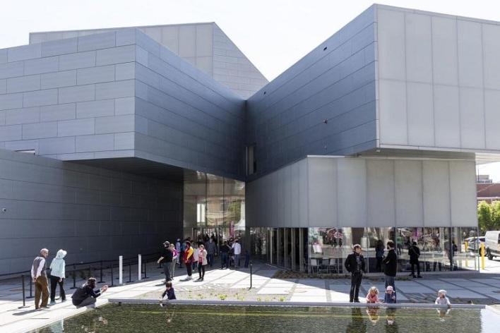 New Museum of Contemporary Art, USA
