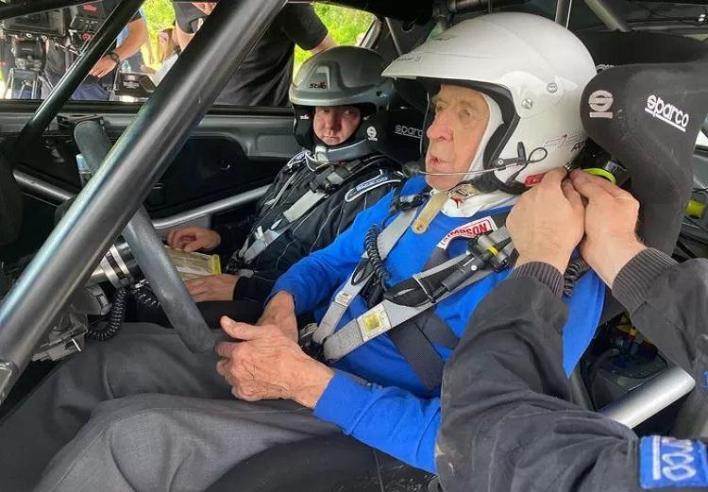 Sobieslaw Zasada and Tomasz Boryslawski have been preparing the Safari Rally in Kenya in Kamien Slaski in recent weeks.